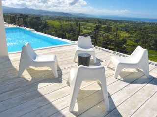 Plenty of space and a view beyond compare - Rio San Juan vacation rentals