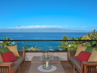 Privately-Owned Penthouse with Ocean views in Maui - Kapalua vacation rentals