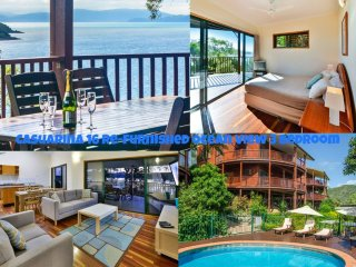 16 The Casuarina - 3 Bedroom House With 180 Degree Ocean Views - Hamilton Island vacation rentals