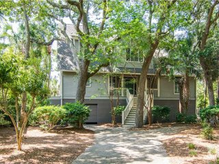 Spacious House with Deck and Internet Access - Kiawah Island vacation rentals