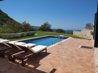 Beautiful 3-BR Villa with Pool and Superb Views! - Dubrovnik vacation rentals