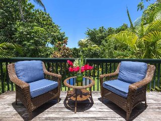 4 Bedrooms, 3-Minute Walk to the Beach, Relax in Your Private Garden Paradise - Hanalei vacation rentals