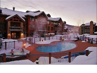 Private Shuttle Service in Ski Season, City Shuttle Year Round - 4 Indoor & Outdoor Heated Pools, 10 Hot Tubs (11184) - Steamboat Springs vacation rentals