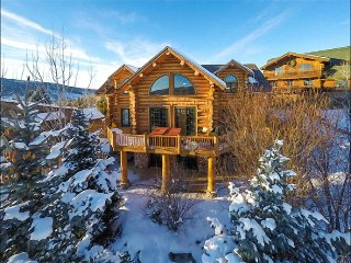 Private Shuttle Service Available - Large, Luxurious Home - Custom Architecture, Upscale Amenities (2235) - Steamboat Springs vacation rentals