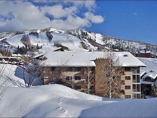 Easy Access to Slopes, Shops, & Restaurants - Sleeps all 6 people in Real Beds! (5450) - Steamboat Springs vacation rentals