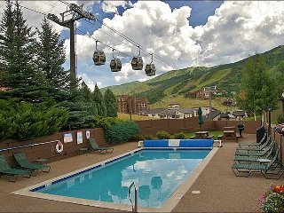 VERY Close to the Gondola - Heated Pool & Hot Tubs (6366) - Steamboat Springs vacation rentals