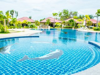Rayong 3BR House Villa Gated Pool Internet Air Con - Klaeng vacation rentals