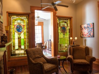 Spacious Bedroom in Lower Garden Historic Home - New Orleans vacation rentals