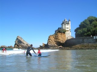 Charmant T2 emplacement EXCEPTIONNEL Beaurivage - Biarritz vacation rentals
