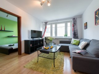 1 bedroom apartment in the city center! E. Plater - Warsaw vacation rentals
