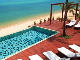 Luxurious Beach-front villas in Koh Samui for 2 - Bophut vacation rentals