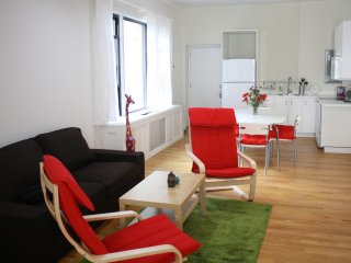 Spacious and Sunny 2BR steps from Times Square - New York City vacation rentals