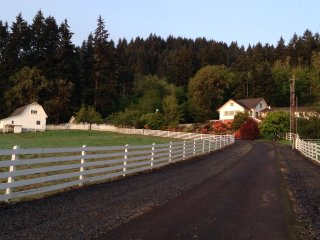 OSU Close, Beautiful Guest House, Private Trails - Corvallis vacation rentals
