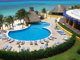 MVC Melia Cozumel: Studio, Sleeps 4, Kitchenette - Cozumel vacation rentals