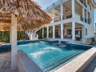 Lagoon Front NEWLY Remodeled 4 Bedroom Home - Placencia vacation rentals