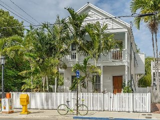 Grand Maison on Duval Street, Sleeps 8, Private Oasis with Pool and Parking - Key West vacation rentals