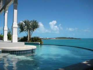 Oceanfront , with private pool and dock & 3 kayaks - Five Cays Settlement vacation rentals