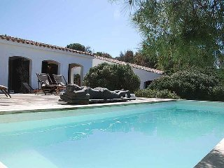 Charming 5 bedroom Villa in Porto Pino - Porto Pino vacation rentals