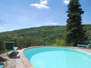 Perfect 3 bedroom Villa in Volpaia with Television - Volpaia vacation rentals