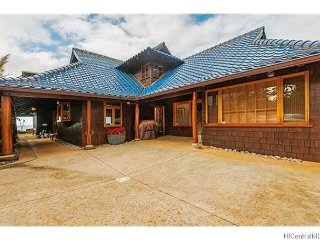 4 bedroom beachfront home on Sunset Beach - Bikes included! - Haleiwa vacation rentals