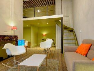 COOL CITY-LOFT BOISSAC - Lyon vacation rentals