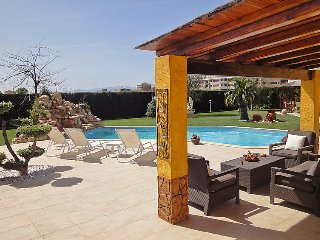 3 bedroom Villa in L'Ampolla, Costa Daurada, Spain : ref 2009051 - L'Aldea vacation rentals