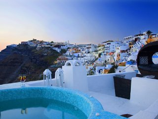 Santorini Blue - Fira vacation rentals