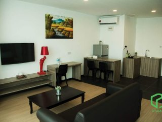 Comfortable Condo with Internet Access and A/C - Bintulu vacation rentals
