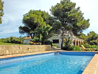 5 bedroom Villa in Costa Blanca, Spain : ref 2097182 - Benitachell vacation rentals
