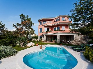 4 bedroom Villa in Rijeka, Kvarner, Croatia : ref 2218728 - Kostrena vacation rentals