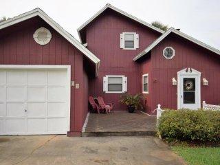 Cranberry Cottage - Saint Augustine Beach vacation rentals