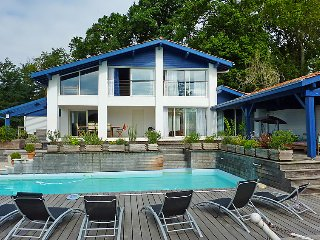 5 bedroom Villa in Saint Pierre d Irube, Basque Country, France : ref 2235256 - Villefranque vacation rentals