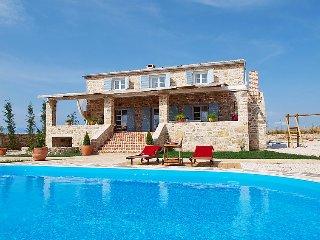 6 bedroom Villa in Zadar Sukosan, North Dalmatia, Croatia : ref 2236901 - Posedarje vacation rentals