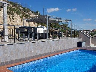 4 bedroom Villa in Segur de Calafell, Costa Daurada, Spain : ref 2242426 - Cunit vacation rentals