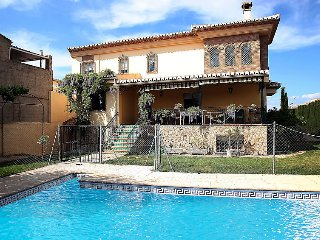 7 bedroom Villa in Granada/Chauchina, Inland Andalucia, Spain : ref 2252901 - Chauchina vacation rentals