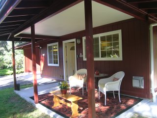 1 bedroom Cottage with Internet Access in Volcano - Volcano vacation rentals