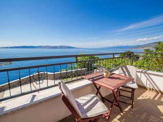 Villa Arca Adriatica Double room LUET with balcony - Senj vacation rentals