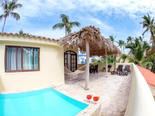 Beach Villa 11guests Jacuzzi - Bavaro vacation rentals