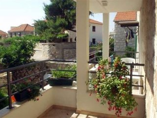 Charming 1 bedroom Apartment in Postira with A/C - Postira vacation rentals