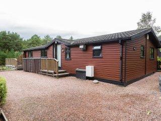 Riverside Lodge and Spa, sleeps 6 - Blair Atholl vacation rentals