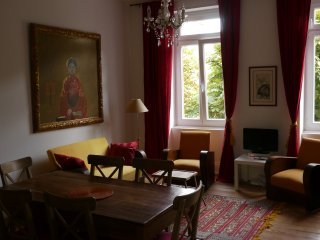 Three room apartment with 2 bedrooms, 5 beds - Strasbourg vacation rentals