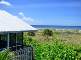 Sand Dollar Cottage on Little Gasparilla Island - Placida vacation rentals