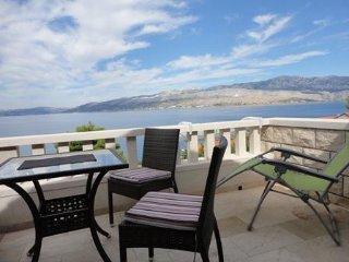 Apartment Mare 4+2 - Postira vacation rentals
