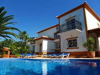 Villa Isabel, Stunning villa, Large BBQ area, 4 Bedrooms, Sleeps 10, Air-con, Pool & Table Tennis - Lagoa vacation rentals