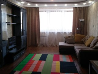 Bright 1 bedroom Apartment in Moscow with Television - Moscow vacation rentals