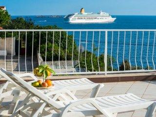 Apartments Matea - Studio with Sea View (2 Adults) - Zaton vacation rentals