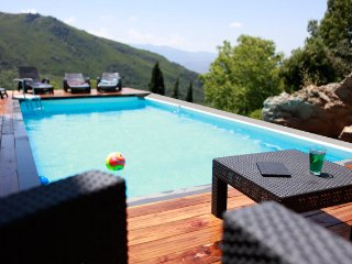 Villa prés de St Florent pour 10 / 12 avec piscine - Barbaggio vacation rentals