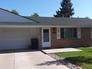 Lovely Duplex only minutes to Denver's Attractions - Lakewood vacation rentals