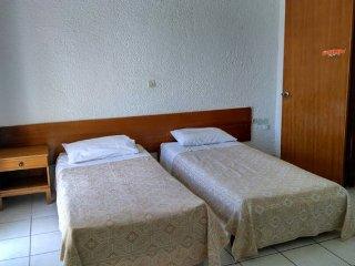 Asimina Apartments - Room with balcony, 15' from sea, nice tourist area, No11 - Ialysos vacation rentals