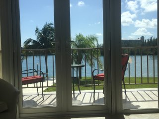 Fabulous Waterfront Studio Condo - Freeport vacation rentals